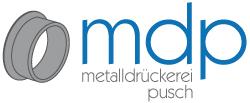Logo von Metalldrückerei Wolfgang Pusch e.K. Inhaber: Andreas Lude